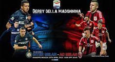 Live - Inter Milan vs Ac Milan - Derby Seria A