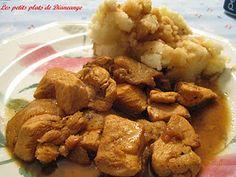 Poitrines+de+poulet+aux+poires