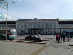 Monumentera - Locatie - Station Zwolle