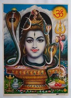 INDIA VINTAGE MYTHOLOGICAL Hindu Gods Old Print- Shri Ram Dev Ji- 5X7 #S10 - $11.00 | PicClick