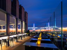 The Best Rooftop Bars and Restaurants Around New York City to Catch a Gorgeous Sunset