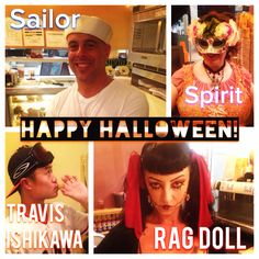 Happy Halloween from Tazza D'Amore!