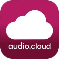 Safeguard Your Audio Files With Audio.Cloud enables you to share your audio files or messages with flawless speed from WhatsApp, Viber, or any other messenger service to your Audio. Data Protection, Data Recovery, App Icon, Save Yourself, Clouds, Messages, Iphone, Simple, Application Icon