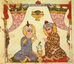 The Mesopotamian culture was filled with. The part of the globe which the Greeks called Mesopotamia and we call. Islamic World, Islamic Art, Abbasid Caliphate, Middle Eastern Men, 12th Century, Illuminated Manuscript, Culture, Science, Indian Art