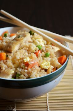 For the Love of Dessert: Chicken Fried Rice, Take 2