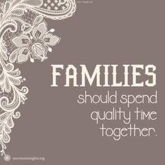 """Three Ways to Strengthen Your Family""—http://mormoninsights.byu.edu"