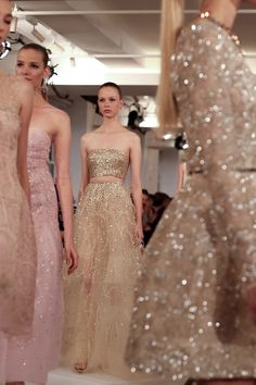 Oscar de la Renta spring 2015 a true legend, to say the least.