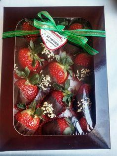 Fresas con chocolate en gdl 3311011916