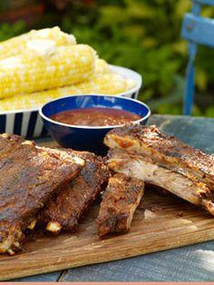 The Ultimate 4th of July BBQ Menu - YUM!
