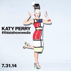 @katyperry: TOMORROW #THISISHOWEDO MUSIC VIDEO