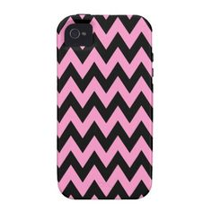 Chevron Colorful Case For The iPhone 4