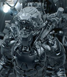 easy set さんの Robot+Sci-Fi ボードのピン   Pinterest
