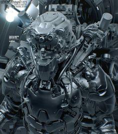 easy set さんの Robot+Sci-Fi ボードのピン | Pinterest