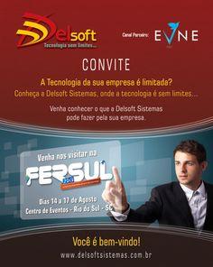 E-mail mkt convite Fersul 2013