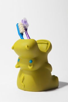 Hippo tooth brush holder.www.prodental.com#teeth#brush