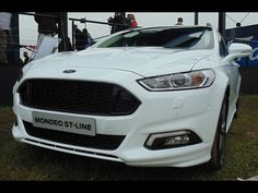 2017 Ford Mondeo ST-Line