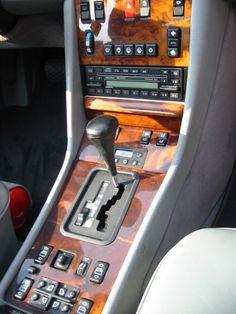 Mercedes Benz W126 560SEC Gear knob