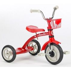 Mimi Toys - Buy Italtrike Super Lucy Red by Italtrike from Mimitoys
