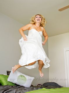 Wedding Picture FUN!