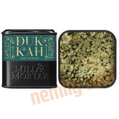 Dukkah (grøn) - Krydderiblandinger