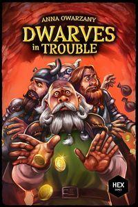 Dwarves in Trouble | Board Game | BoardGameGeek