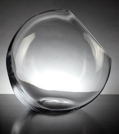 """Large Studio Glass 10"""" Vases $41 each / 3 for $39 each"""