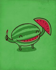 Super Funny and Cute Illustrations by Randy Otter