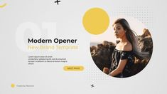 Motion design – Gif and animation inspiration - Stylish Intro Ppt Design, Layout Design, Design De Configuration, Design Food, Website Design Layout, Design Poster, Graphic Design Tips, Website Design Inspiration, Web Layout