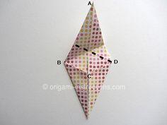 Origami Modular Roulette Step 5