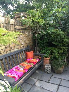 Nooks, Garden Inspiration, Container Gardening, Patio, Board, Outdoor Decor, Ideas, Home Decor, Decoration Home
