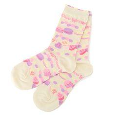 Candy Heart Socks (Mezzo Piano)