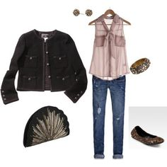 #jeans outfit