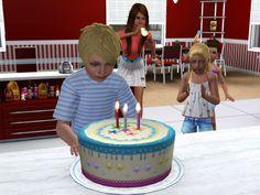 100 Baby Challenge - Teil 76: Die Zwillinge Hilary (16) und Ian (17) werden geboren, Harley und Gino haben Geburtstag, Kelly wurde zum Kind