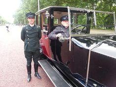 Downton Abbey Season 4 Filming in London