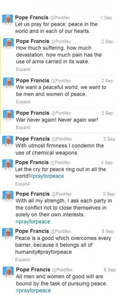 #PrayforPeace: A Tweet-cyclical