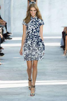 Diane Von Furstenberg Spring 2015 Ready-to-Wear Collection