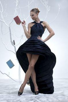 Divinos vestidos de moda   Colección Isabel Sanchis