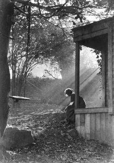 Imogen Cunningham, Morning Mist and Sunshine, 1911 – Best Photography Great Photos, Old Photos, Vintage Photos, Ellen Von Unwerth, Vivian Maier, Amazing Photography, Photography Tips, Photography Backdrops, Photography Lighting
