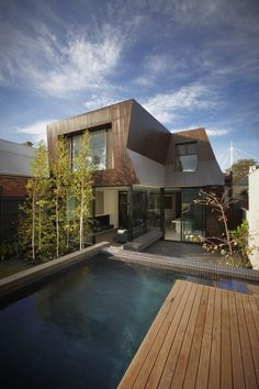 Enclave House / BKK Architects  Featured Houses Selected Works Australia BKK Architects Melbourne