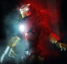 Iron Predator - Iron MaSH! on Behance