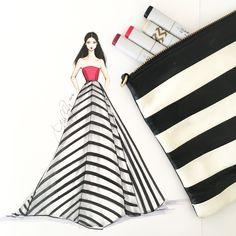 New Fashion Design Sketches Dresses Zuhair Murad Ideas Dress Design Drawing, Dress Design Sketches, Fashion Design Sketchbook, Fashion Design Portfolio, Fashion Design Drawings, Dress Drawing, Fashion Sketches, Fashion Design Illustrations, Dress Illustration