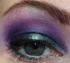 I put together a fun and darkly sparkly blurple look with some of my favorite brands including BFTE, Sugarpill, Fyrinnae, Urban Decay and Concrete Minerals. The blurple shade is BFTE Shenanigans! Neutral Eye Makeup, Bright Eye Makeup, Subtle Makeup, Smokey Eye Makeup, Star Makeup, Makeup Geek, Beauty Makeup, Purple Eyeshadow Looks, Sugarpill Cosmetics