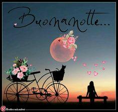 Buonanotte #buonanotte ♡ Graziella ~ Oui, c'est moi... #nontiscordardimè