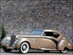 Classic cars are beautiful.