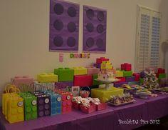 LEGO Friends Inspire Girls Globally: LEGO Friends Birthday Party ideas