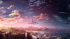 anime scenery wallpaper 2048x1152 - Google Search