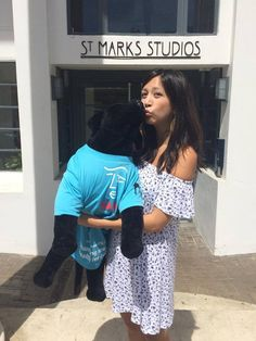 Suffering In Silence, Fundraisers, Shirt Dress, T Shirt, Campaign, Dog, People, Black, Dresses