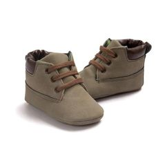 Baby Shoes Mother & Kids Official Website Kids Infant Baby Boys Girls Soft Soled Cotton Crib Shoes Casual Laces Anti-slip Prewalkers Wide Varieties