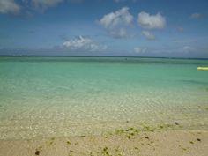 """Tumon Beach di """"Outrigger Guam Resort""""(Hotel), Guam (Dicembre)"""