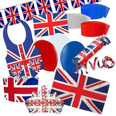 Union Jack Street Party Pack